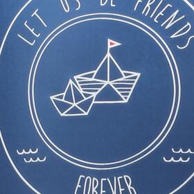 Color Kids Nammy UPF Langærmet T-shirt Børn blå